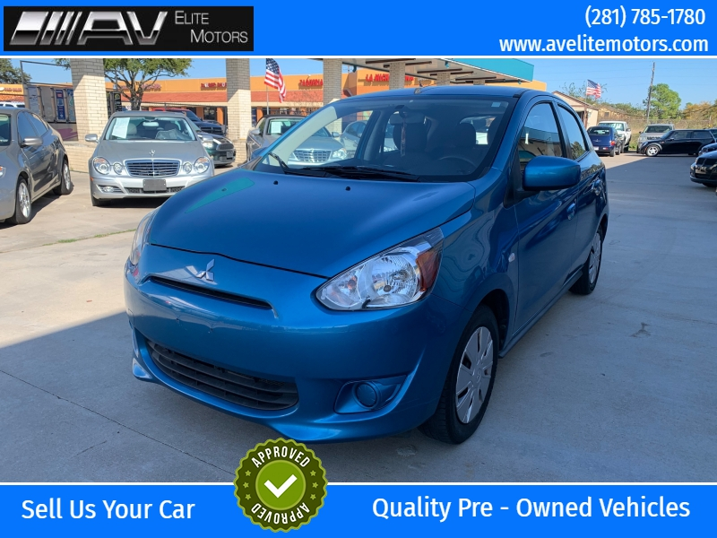 Mitsubishi Mirage 2014 price $5,250