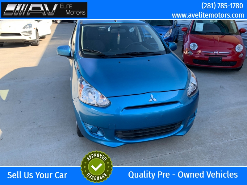 Mitsubishi Mirage 2014 price $4,900