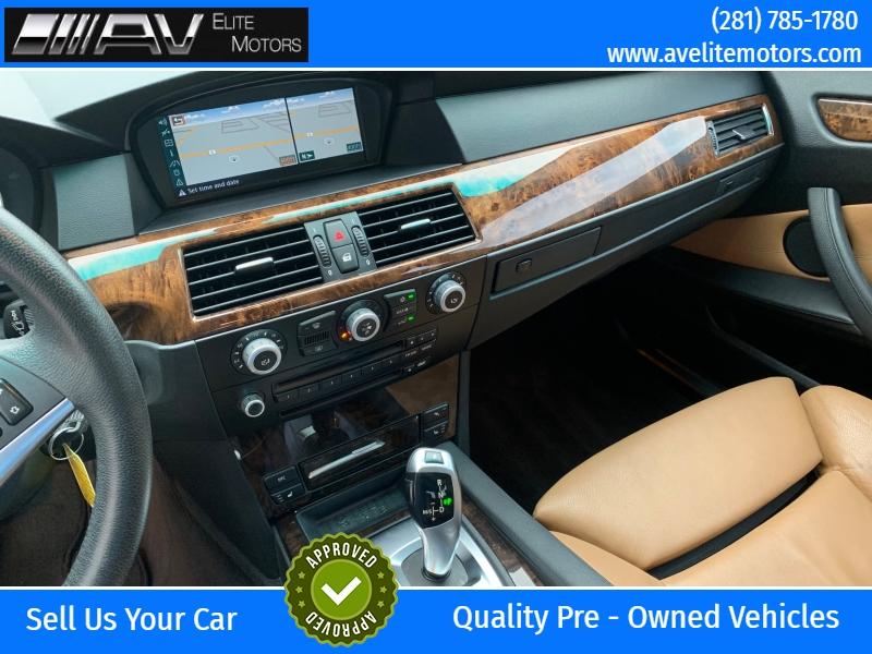 BMW 5-Series 2008 price $5,450