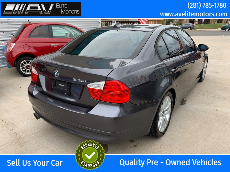 BMW 3-Series 2006 price $5,450