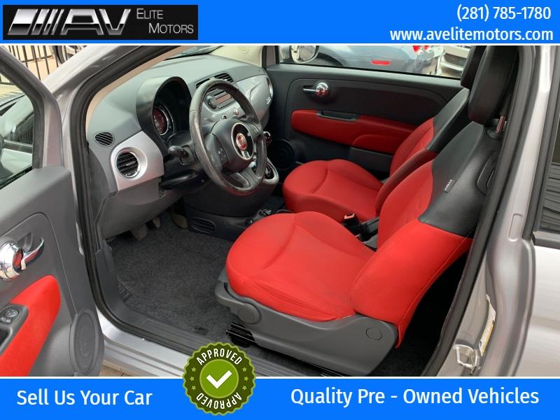 Fiat 500 2015 price $4,999
