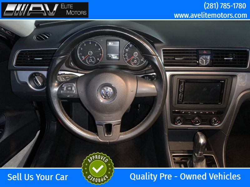 Volkswagen Passat 2014 price $6,999