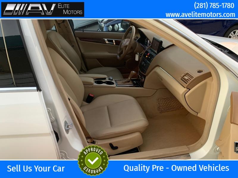 Mercedes-Benz C-Class 2008 price $5,750
