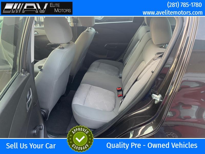 Chevrolet Sonic 2013 price $5,399