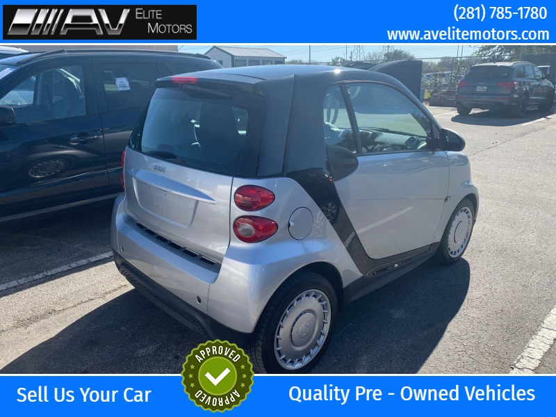 Smart fortwo 2015 price $5,900