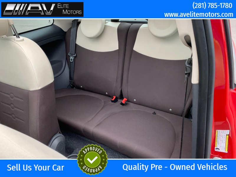Fiat 500 2012 price $5,700