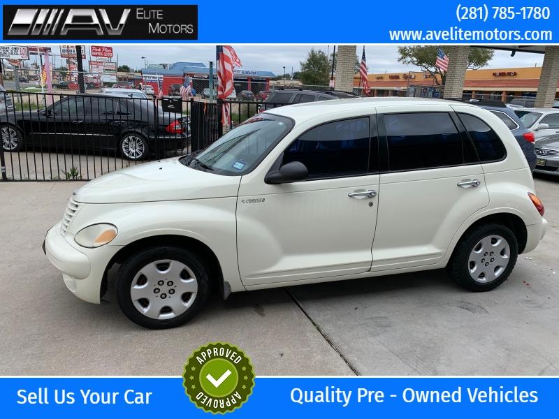 Chrysler PT Cruiser 2005 price $1,999