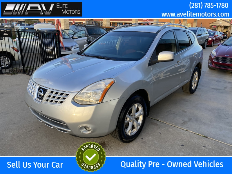 Nissan Rogue 2008 price $5,399