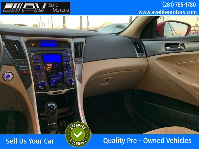 Hyundai Sonata 2011 price $6,250