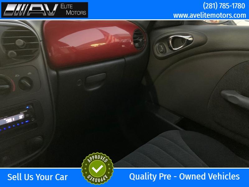 Chrysler PT Cruiser 2005 price $2,999