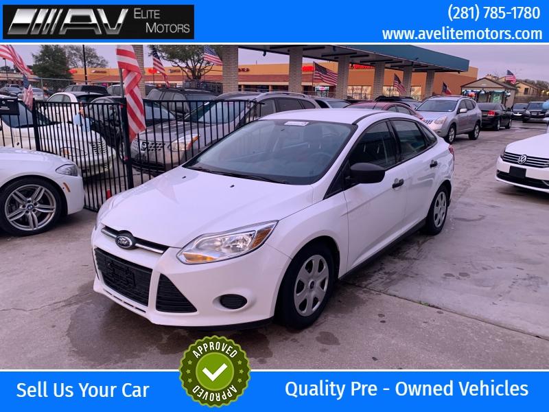 Ford Focus 2014 price $6,700