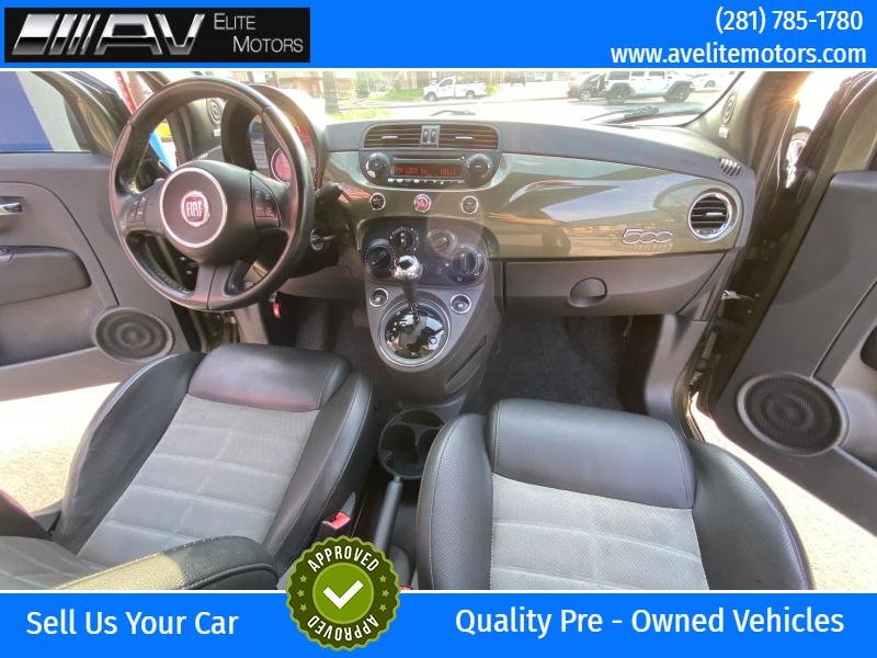 Fiat 500 2012 price $4,750