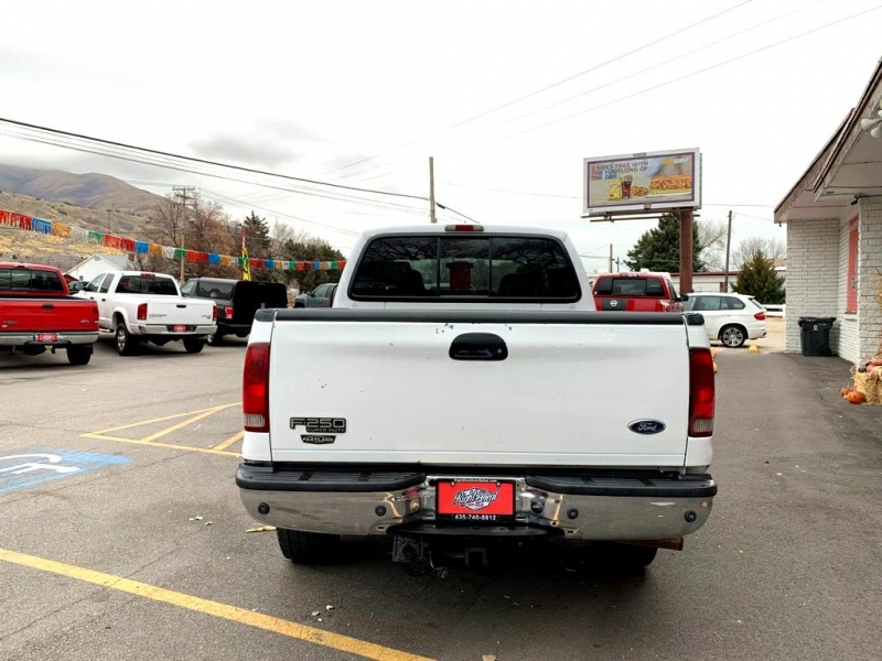 FORD F250 LARIAT 2004 price $9,985