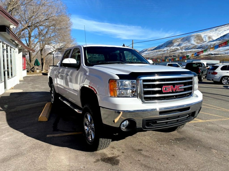 GMC SIERRA 2012 price $16,500