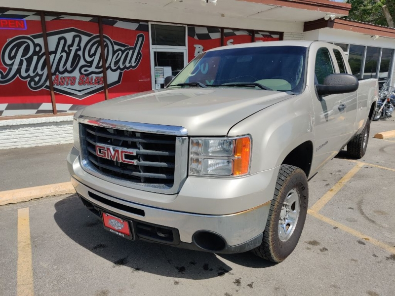 GMC SIERRA 2008 price $8,995