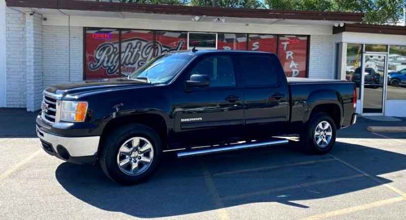 GMC SIERRA 1500 SLT 2012 price $14,995