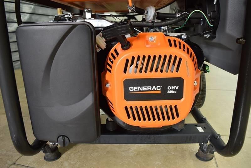 2018 Generac RS5500