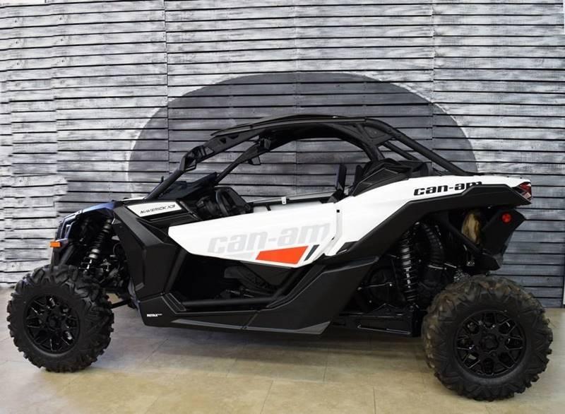 2017 Can-Am Maverick X3 1000R Turbo