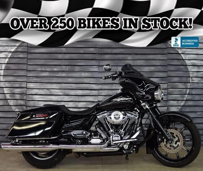 2011 Harley Davidson Street Glide Salvage Title