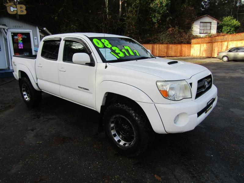 TOYOTA TACOMA DOUBLE CAB 2008 price $12,971