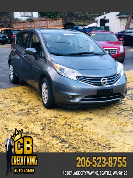 Nissan Versa Note 2016 price $8,971