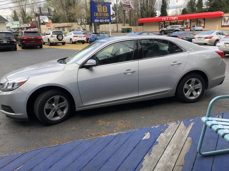 Chevrolet Malibu 2016 price $12,971