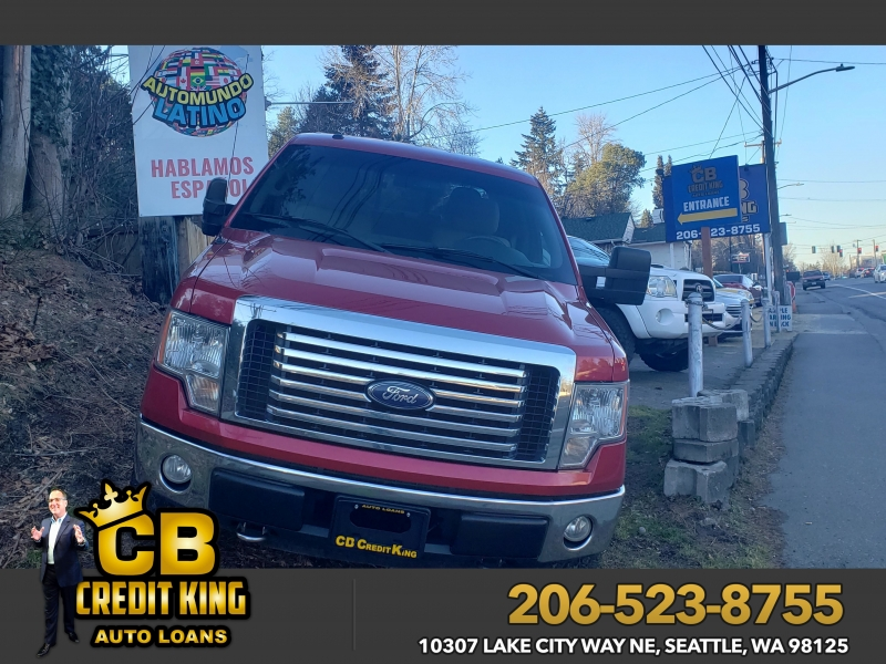 Ford F-150 2010 price $11,971