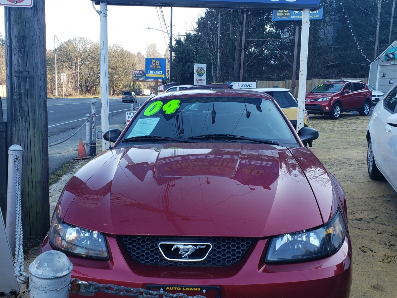 Ford Mustang 2004 price $3,888