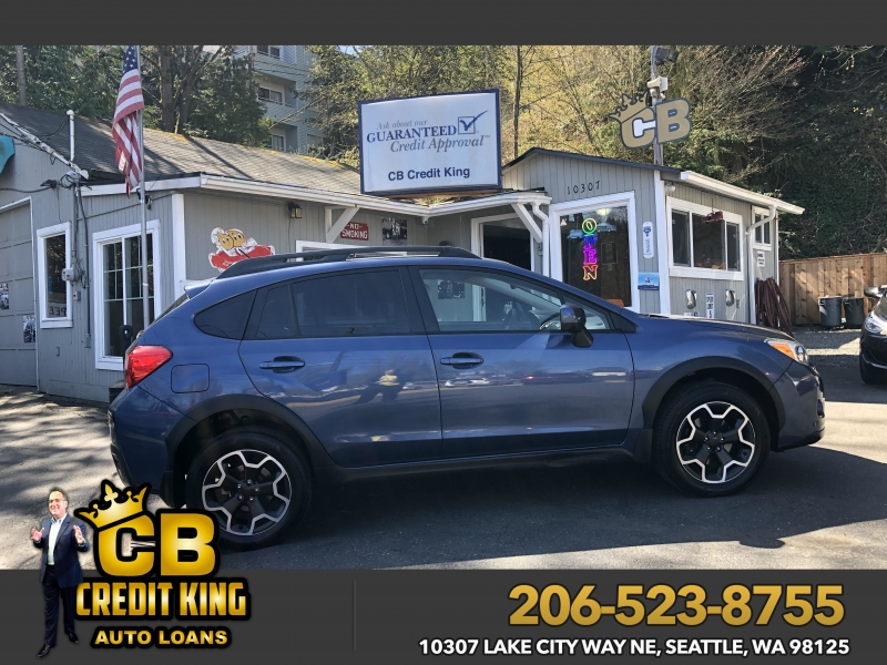 Subaru XV Crosstrek 2013 price $9,971