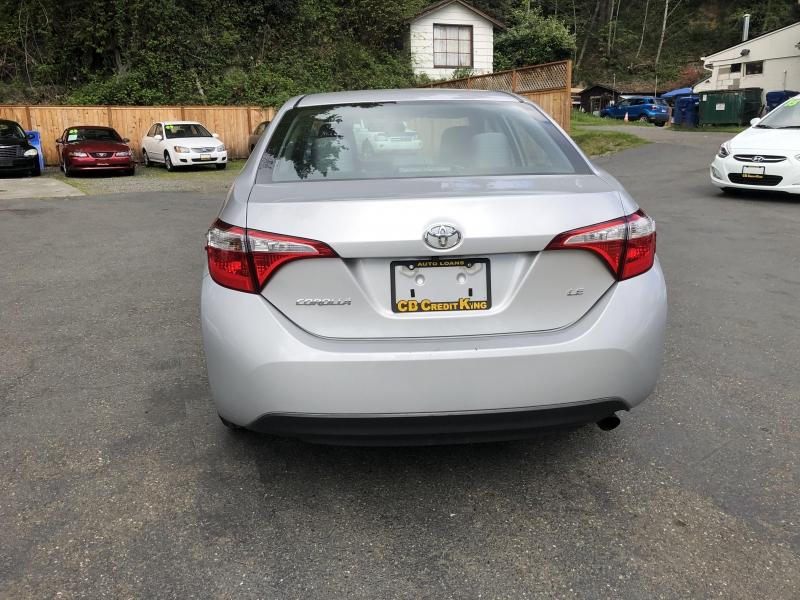 Toyota Corolla 2016 price $14,971