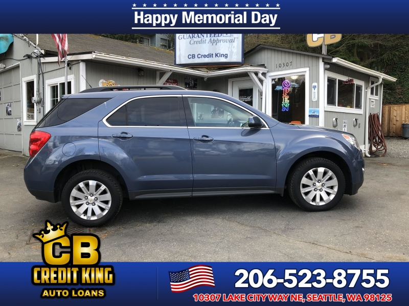 Chevrolet Equinox 2011 price $12,971