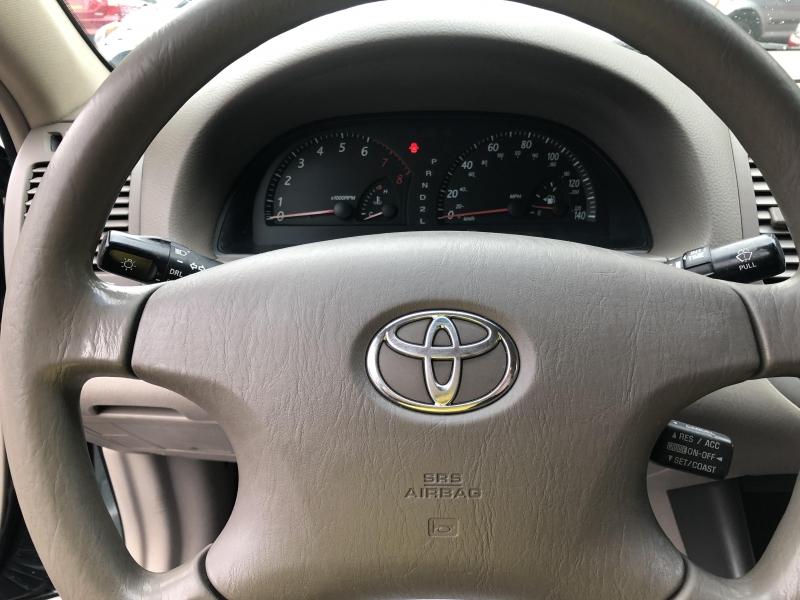 Toyota Camry 2002 price $3,371