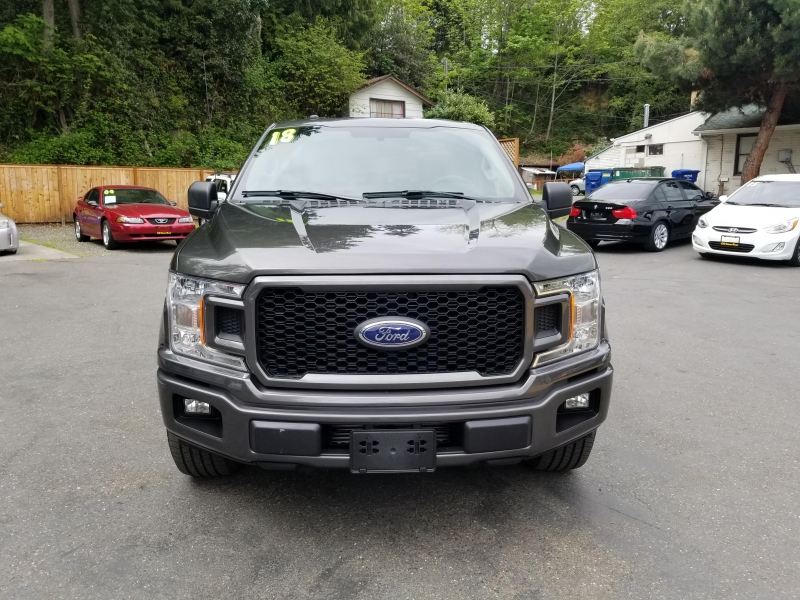 Ford F-150 2018 price $24,971