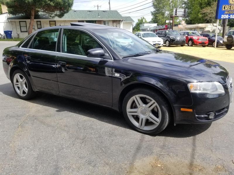Audi A4 2006 price $6,471