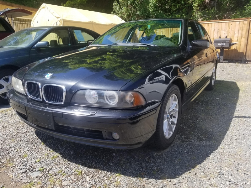 BMW 5 Series 2003 price $3,500