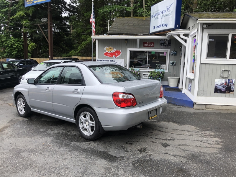 Subaru Impreza 2005 price $5,971