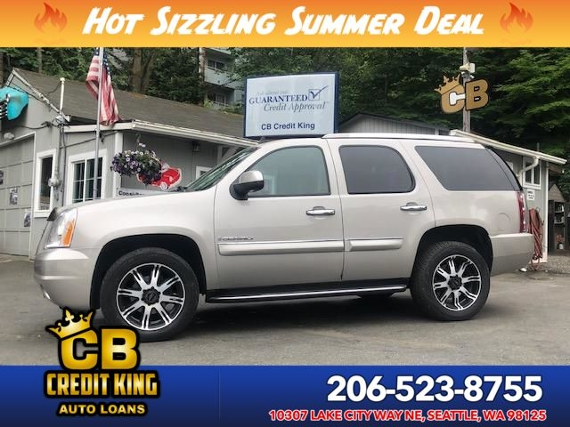 GMC Yukon 2008 price $15,777