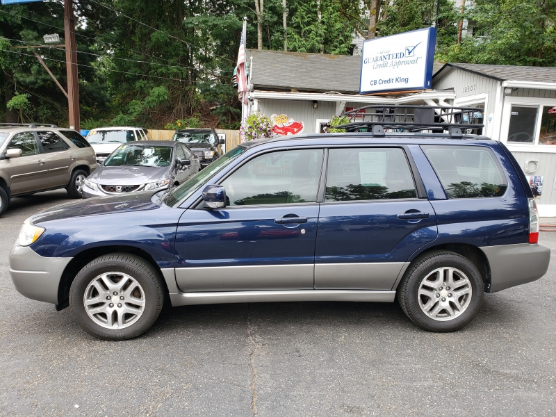 Subaru Forester 2006 price $8,000