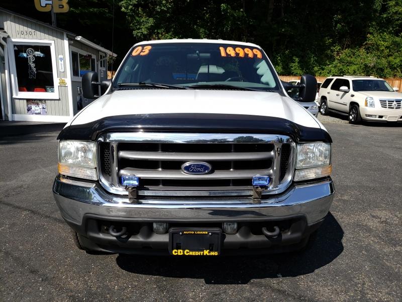 Ford F-350 Super Duty 2003 price $10,900