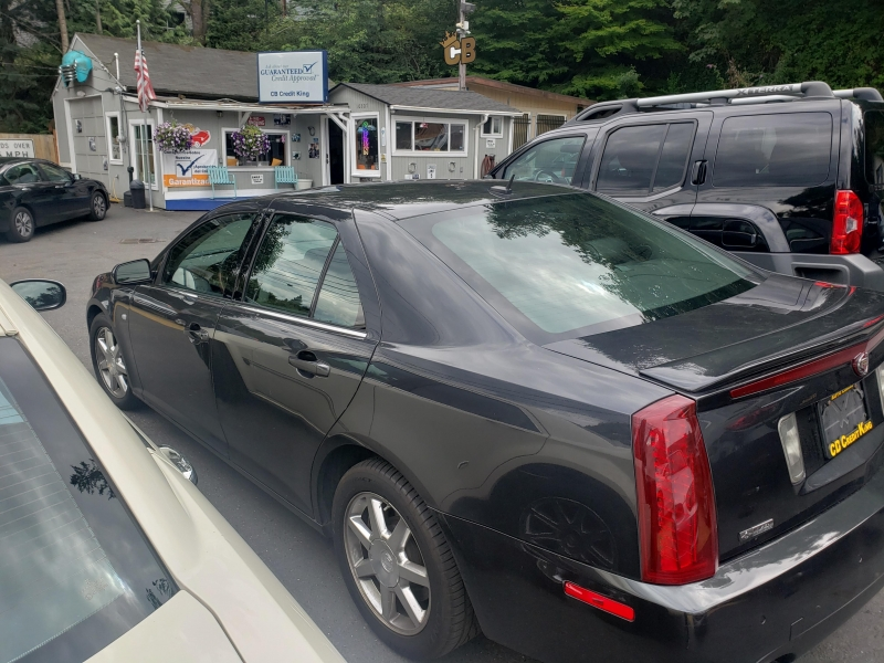 Cadillac STS 2005 price $5,400