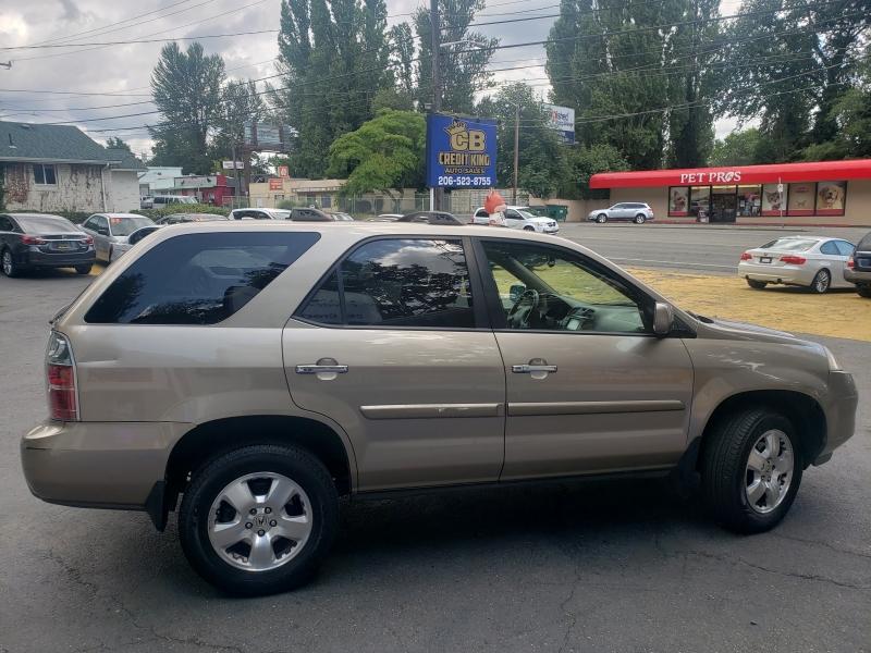Acura MDX 2006 price $6,971