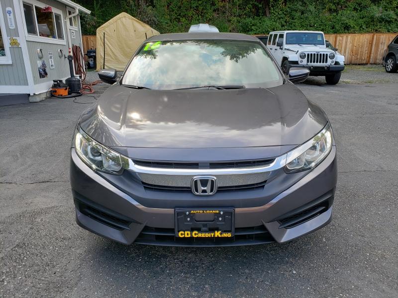 Honda Civic 2016 price $14,500