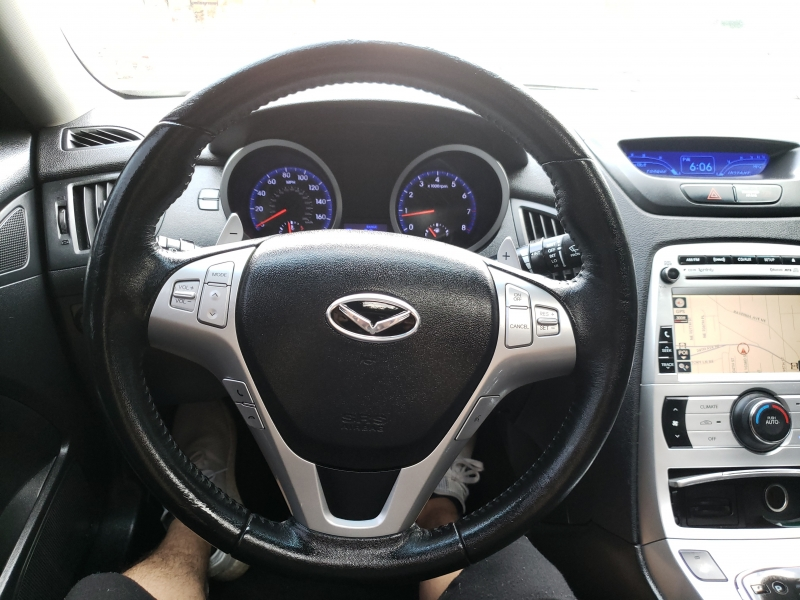 Hyundai Genesis Coupe 2010 price $10,500