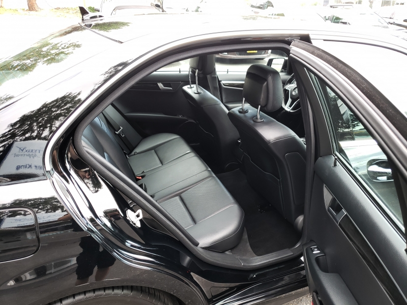 Mercedes-Benz C-Class 2014 price $19,500