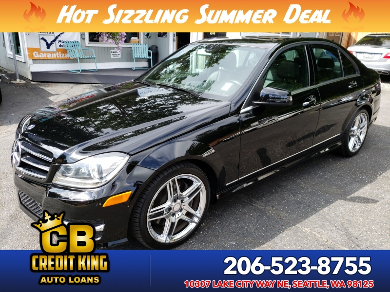 Mercedes-Benz C-Class 2014 price $17,971