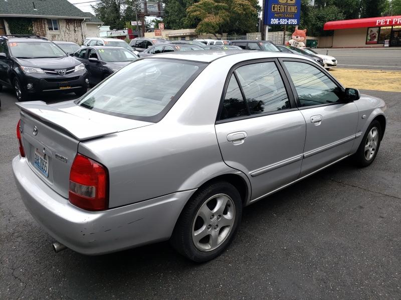 Mazda Protege 2002 price $2,500