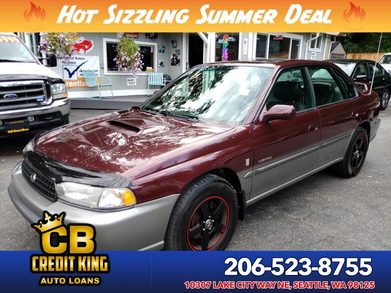 Subaru Legacy 1999 price $4,999