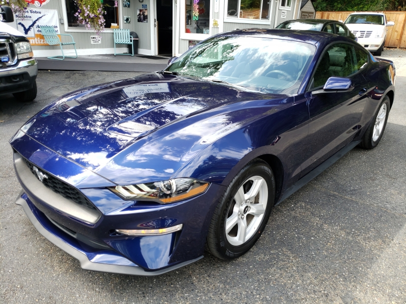 Ford Mustang 2018 price $17,400