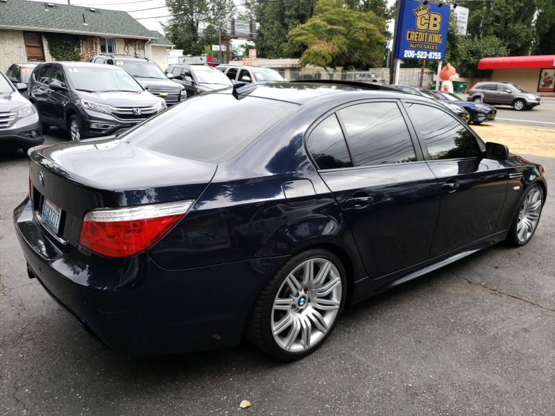 BMW 5 Series 2008 price $6,971