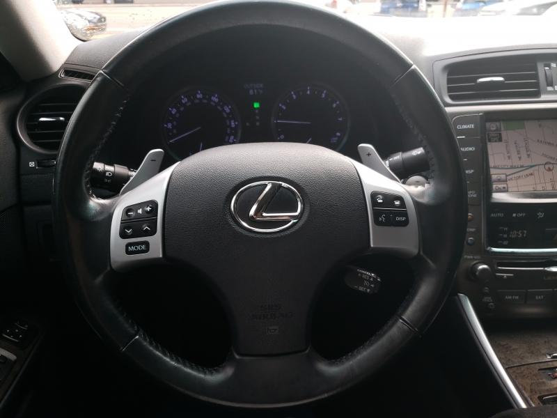 Lexus IS 250 2012 price $12,000